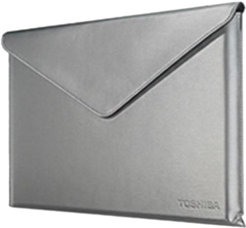 """Toshiba pouzdro pro 13.3"""" Ultrabook Sleeve Z30, stříbrná"""