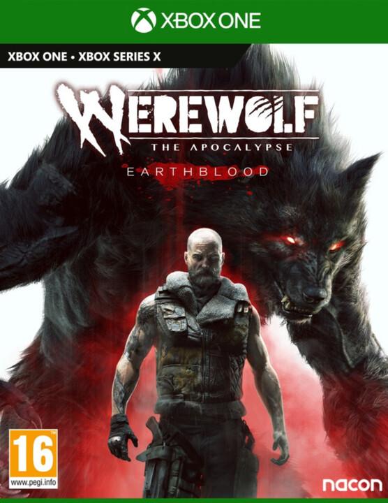 Werewolf The Apocalypse - Earthblood (Xbox ONE)