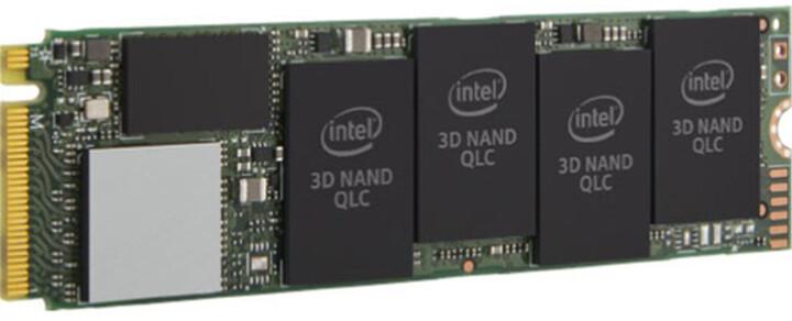 Intel SSD 660p, M.2 - 1TB