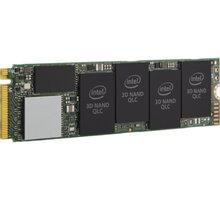 Intel SSD 660p, M.2 - 1TB  + 100Kč slevový kód na LEGO (kombinovatelný, max. 1ks/objednávku)