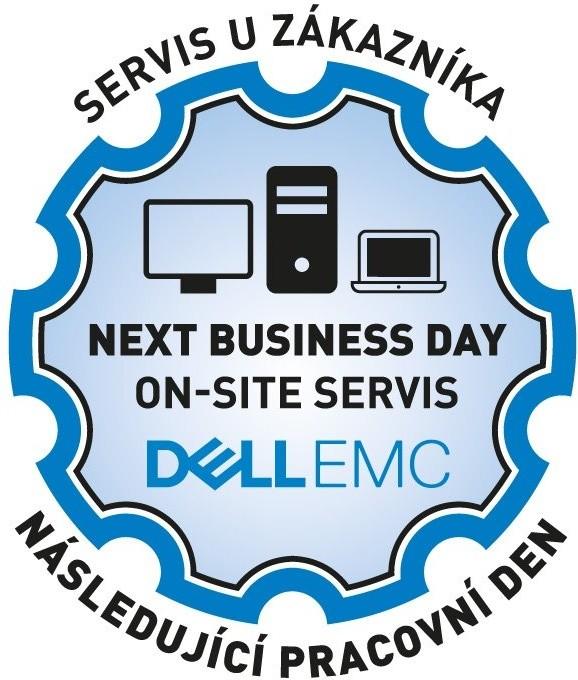 Dell prodloužení záruky o 2 roky /z 3 na 5 let/ pro PE T340/ Basic/ - platí 1 měsíc od nákupu HW