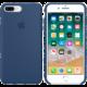 Apple silikonový kryt na iPhone 8 Plus / 7 Plus, kobaltově modrá  + Voucher až na 3 měsíce HBO GO jako dárek (max 1 ks na objednávku)