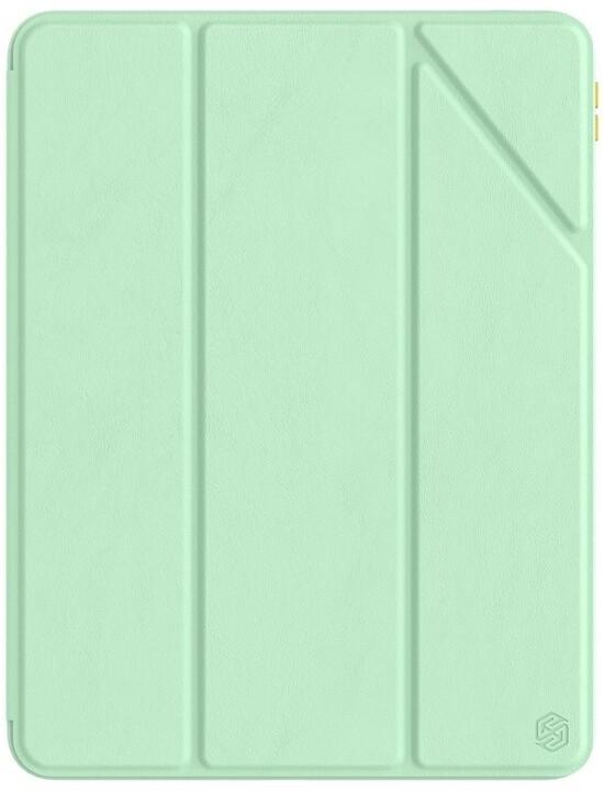 """Nillkin flipové pouzdro Bevel Leather Case pro iPad Pro 11"""" 2020/2021, zelená"""