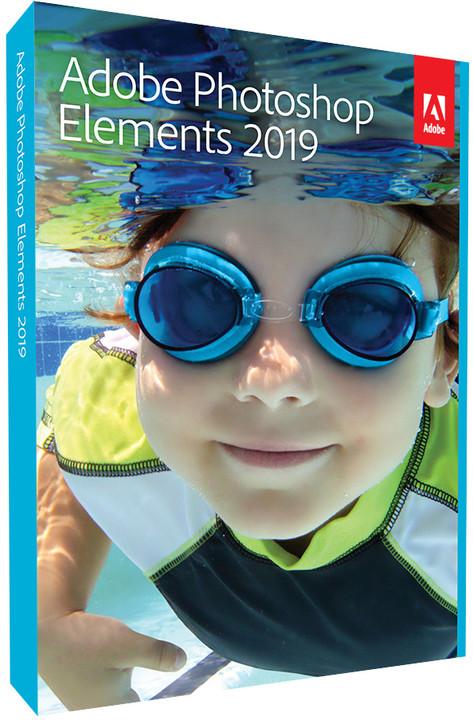 Adobe Photoshop Elements 2019 ENG upgrade