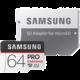 Samsung Micro SDXC 64GB PRO Endurance UHS-I + SD adaptér