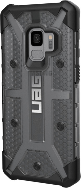UAG plasma case Ash, smoke - Galaxy S9