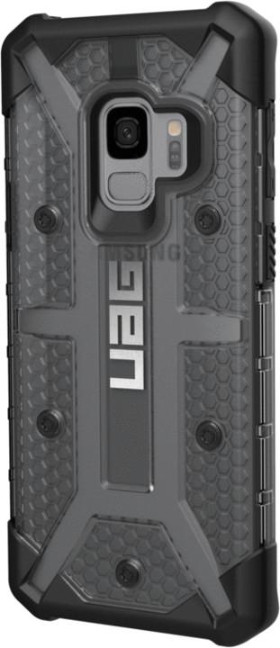 UAG plasma case Ash, smoke - Galaxy S9