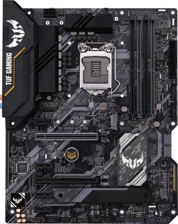 ASUS TUF GAMING H470-PRO - Intel H470