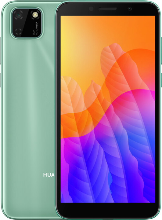 Huawei Y5p, 2GB/32GB, Mint Green
