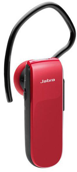 Jabra HandsFree BT Classic, červená