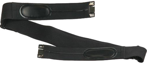 Suunto popruh pro Comfort Belt černý C/S/L