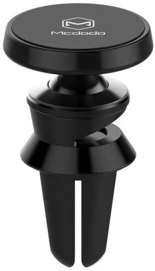 Mcdodo magnetický držák do mřížky auta pro mobilní telefon, černá