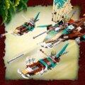 LEGO Ninjago 71748 Souboj katamaránů na moři