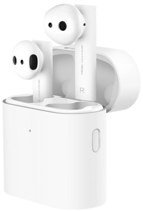 Xiaomi Mi True Wireless Earphones 2S, bílá