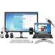 J5CREATE Boomerang Station (MAC/Windows) JUD480
