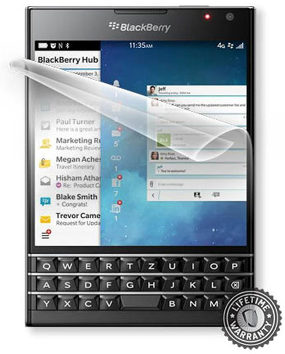 Screenshield fólie na displej pro Blackberry Passport SQW100-1