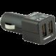 YENKEE YAC 2001 USB Autonabíječka 4200mA  + Sencor SCL 2000 čistící sada 2v1 (v ceně 99 Kč)