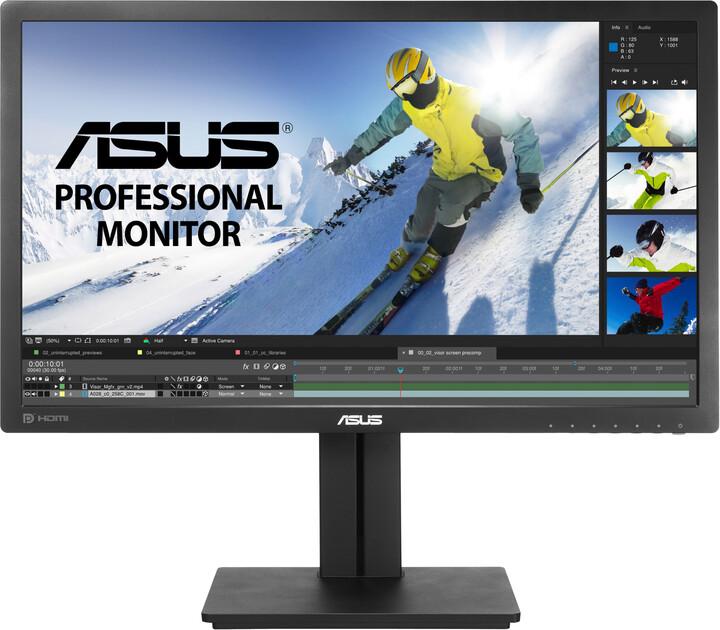 "ASUS PB278QV - LED monitor 27"""