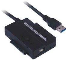 PremiumCord USB 3.0 - SATA + IDE adaptér s kabelem - ku3ides5
