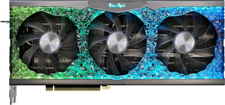 PALiT GeForce RTX3080 GameRock, 10GB GDDR6X