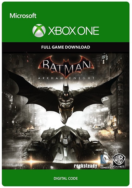 Batman: Arkham Knight (Xbox ONE) - elektronicky