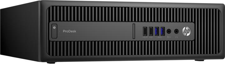 HP ProDesk 600G2 SFF, černá