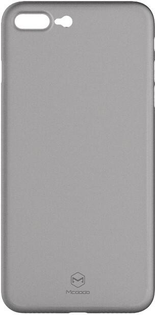 Mcdodo zadní kryt pro Apple iPhone 7 Plus/8 Plus, černo-čirá (Patented Product)