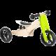 Odrážedlo Small Foot - Trike 2v1, dřevěné, zelené