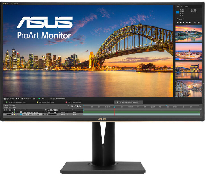 "ASUS ProArt PA329C - LED monitor 32"""
