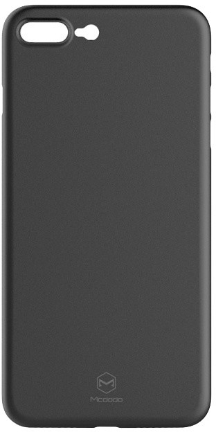 Mcdodo iPhone 7 Plus/8 Plus PP Case, Black