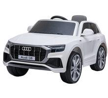 Dětské elektrické auto Audi Q8, bílá - 4220