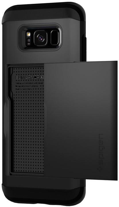 Spigen Slim Armor CS pro Samsung Galaxy S8, black