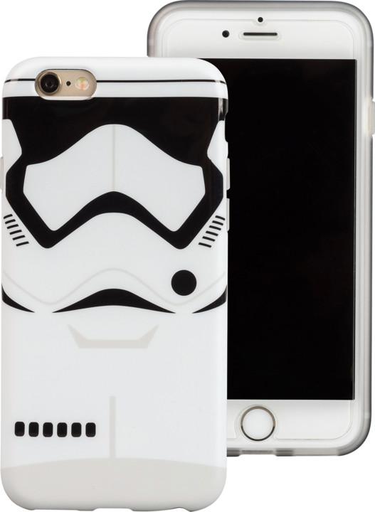 Tribe Star Wars Stormtrooper pouzdro pro iPhone 6/6s - Bílé