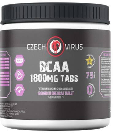 BCAA tablety