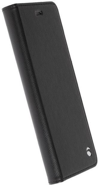 Krusell MALMÖ 4 CARD flipové pouzdro pro Huawei P10, černá