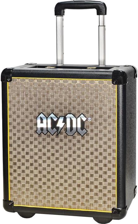 iDance AC/DC TNT 3, černá