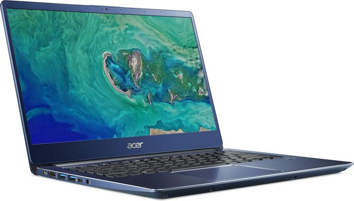 Acer Swift 3 celokovový (SF314-54-33MT), modrá