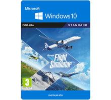 Microsoft Flight Simulator (PC) - elektronicky Elektronické předplatné deníku Sport a časopisu Computer na půl roku v hodnotě 2173 Kč