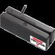 Virtuos MSR-100A - USB (emulace klávesnice/RS232), černá
