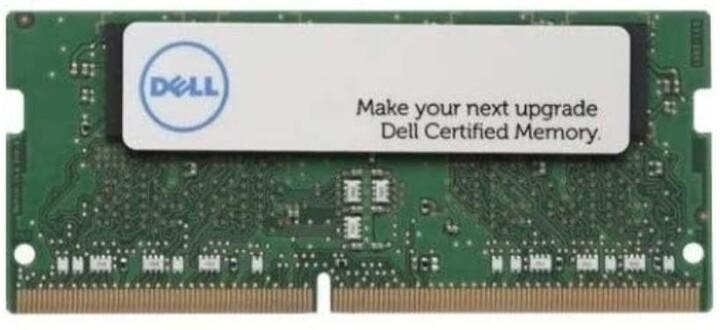 Dell 8GB DDR4 2666 SO-DIMM pro Latitude 5491, 5591, Inspiron 13, 15G, Optiplex MFF