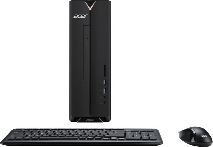 Acer Aspire XC-330, černá