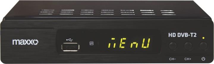Maxxo T2 H.265, DVB-T2