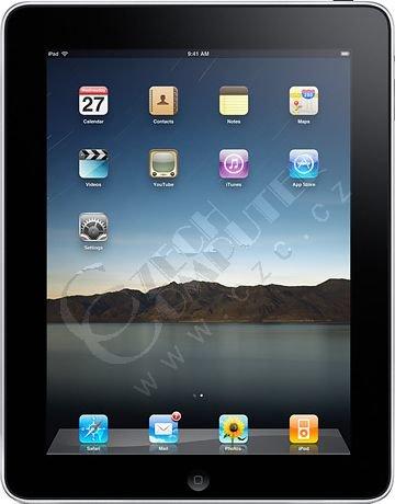 Apple iPad 16GB, Wi-Fi model, EU-CZ verze