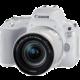 Canon EOS 200D + 18-55mm IS STM, bílá  + Fotobrašna Canon SB100 (v ceně 689 Kč) + Voucher až na 3 měsíce HBO GO jako dárek (max 1 ks na objednávku)
