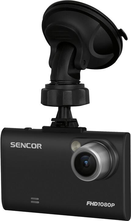 Sencor SCR 2100 FHD, kamera do auta