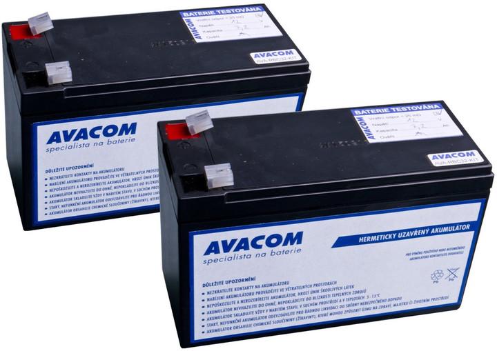 Avacom náhrada za RBC32 - baterie pro UPS