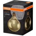 Osram LED Filament Vintage 1906 Globe 125 4,5W 825 E27 noDIM A+ 2500K