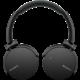 Sony MDR-XB650BT, černá