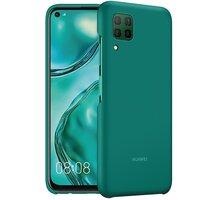 Huawei ochranné pouzdro Original PC Protective pro P40 Lite, smaragdová zelená - Použité zboží