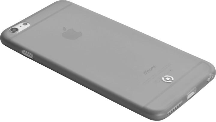 CELLY Frost pouzdro pro Apple iPhone 6 Plus / 6S Plus, 0,29 mm, černá
